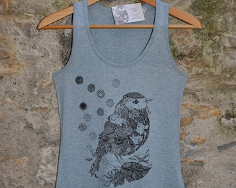 """""""Birdy and Co"""" tank top - women"""