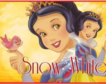 Disney Snow White Iron On Shirt Transfer  #1