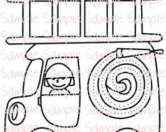 fire truck party printables fire truck fireman firefighter coloring page fire truck birthday party favor supplies - Firefighter Coloring Book