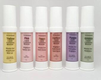 Liquid Color Correcting Minerals