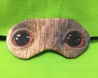 Cosplay Sleep Mask - Baby Groot from Guardians of the Galaxy