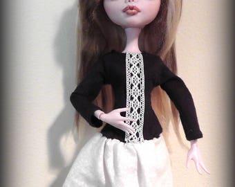 Monster High Doll Dress