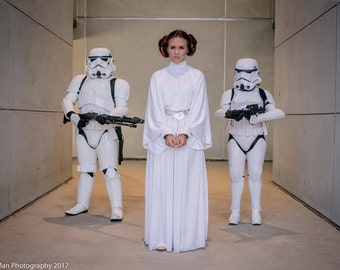 Princess Leia Senatorial Dress