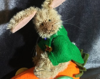 Deb Canham's (Bunny in Carrot Car) Motoring towards Easter