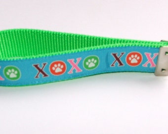 Pet Lover Keychain - Gift - Key FOB - Wristlet - Free Shipping