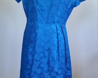 Medium Curvy Brocade Dress