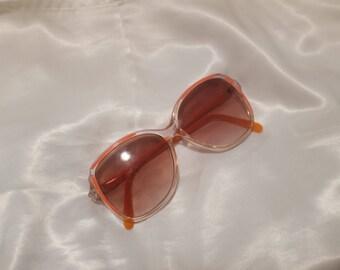 Vintage Square Frame 70s Style Sunglasses