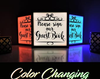Sign Our Guestbook, Wedding Sign, Guestbook Table Sign, Guest Book Sign, Guestbook Sign In, Wedding Guestbook, Wedding Sign Book
