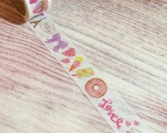 Girly Things Washi Tape from Japan