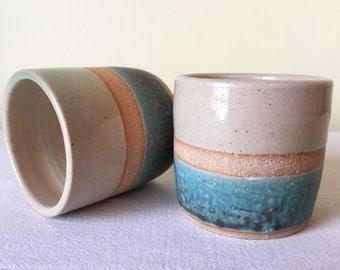 Handmade Ceramic Tumblers