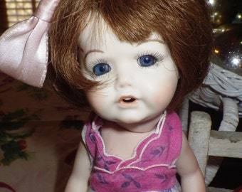 Artist Made French Fashion Doll Bleuette's Sister