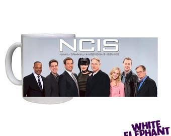 NCIS Inspired Mug