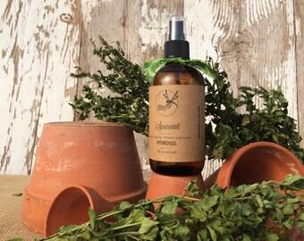 Spearmint Hydrosol — 100% Natural Aromatherapy Spray Mist