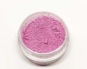 Loretta - Mineral Eyeshadow - Pink Eyeshadow - Loose Powder - Matte - Half Gram - Vegan, Preservative-Free