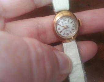 """Watch in 18 K gold """"REGLIA"""" SWITZERLAND Vintage"""