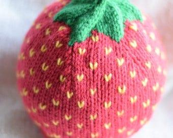 Juicy Strawberry Hat