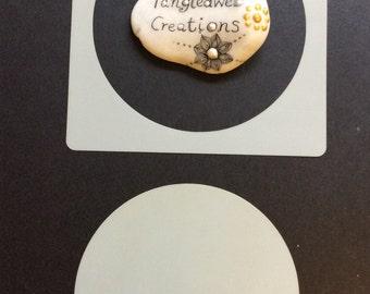 Set of x2 sized reusable circle Stencils