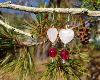 Love Drop Earrings