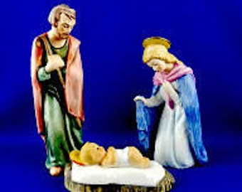 Goebel Nativity Set