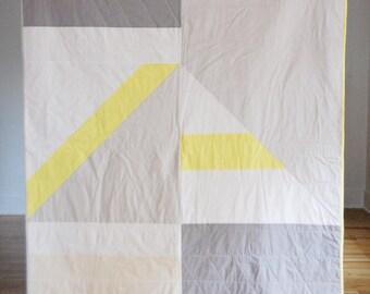 Linear Light Quilt