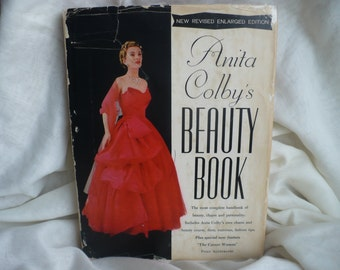 Vintage Anita Colby's Beauty Book