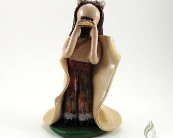 Greek Pan Figurine/Altar Decor/Greek Pan Statue/Greek Pan Figure/God Figurine/God Statue/Pagan/Wiccan