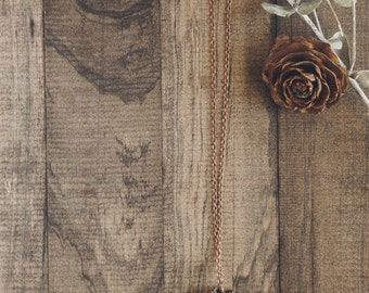 Pinecone Necklace | #33