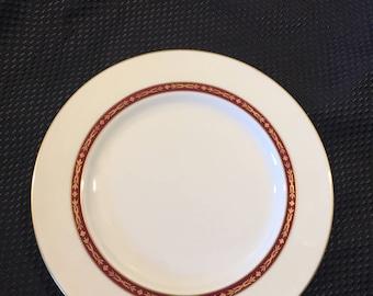 "Theodore Haviland New York Lombardie 10"" Plate"