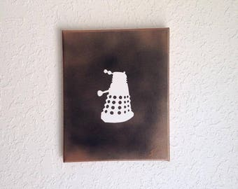 Dalek Canvas