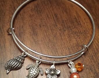 Moana Adjustable Charm Bracelet