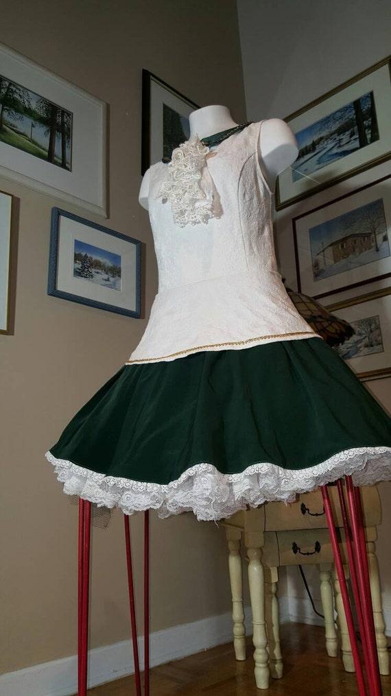 Victorian Pirate Dress