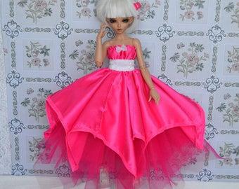Dress Pink Thorny [MSD = Minifee]