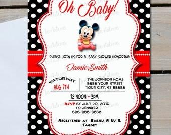 mickey mouse baby shower mickey mouse baby shower kid children