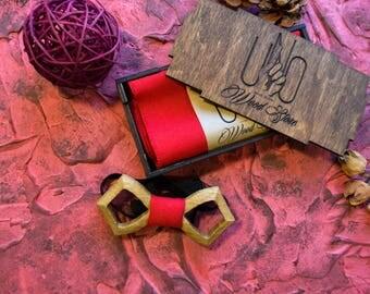 groom attire / bow tie for wedding / mens wedding outfits / red bow tie / wedding dress for groom / groomsmen outfits / groomsmen ideas