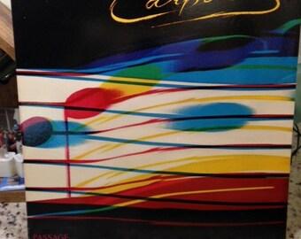 "The Carpenters vintage vinyl record- ""Passage"" 33 rpm 12"" vinyl album, Karen Carpenter. ""Calling all Occupants of Interplanetry Crafts"""