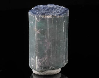 14g Blue TOURMALINE Crystal from Namibia - for Jewelry Making, Raw Tourmaline Ring, Tourmaline Necklace & Rough Tourmaline Jewelry 23296