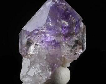 6cm AMETHYST QUARTZ Crystal - Raw Amethyst Crystal, Quartz Point, Raw Crystal Point, Healing Crystal, Chakra Crystal 13537