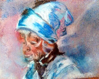 The Ancestral Old Woman
