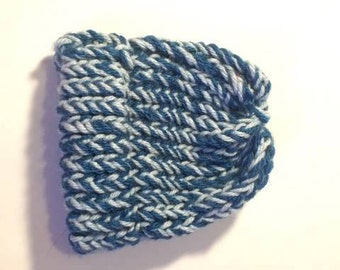 Blue Infant Hat