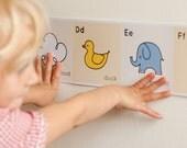 Nursery Alphabet Frieze