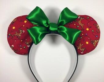Rudolph Park Ears