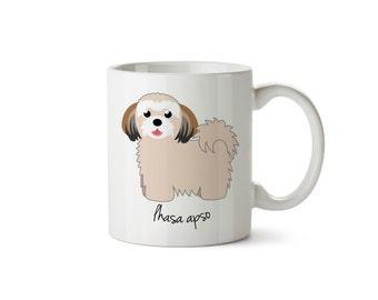 Lhasa Apso Mug