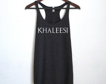 Game of Thrones Khaleesi Tank Top - Mother of Dragons
