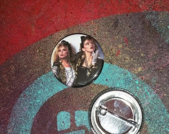 Desperately Seeking Susan Madonna Handmade 1-1/4 inch pinback button pin pins buttons pingame badge badges