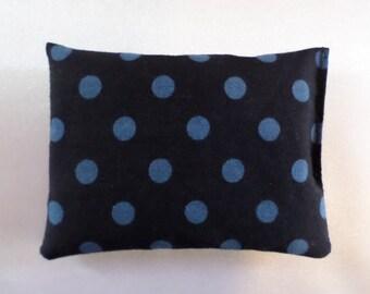 Lavender sachets - polka dots
