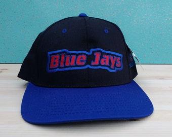 Deadstock Toronto Blue Jays 90's Snapback Brand New Cap
