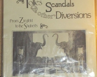 Follies Scandals & Other Diversions From Ziegfel To The  Schuberts Vinyl Jazz Stage And Screen Record Album
