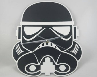 Star Wars Clock, Stormtrooper Clock