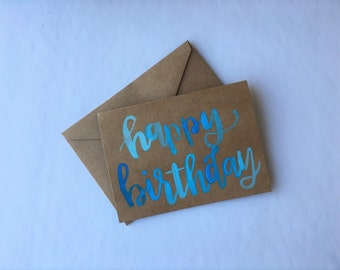 custom birthday card  etsy, Birthday card