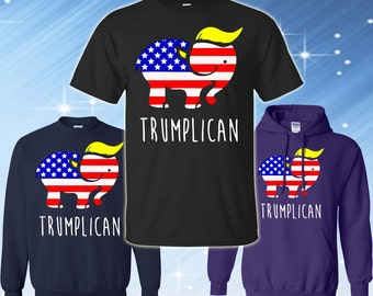 Trumplican Donald Trump 2016 T-shirt | Proud Member of the Basket of Deplorables T-shirt |  #BasketOfDeplorables shirt | Trump Pence 2016